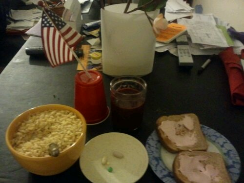 An American Breakfast
